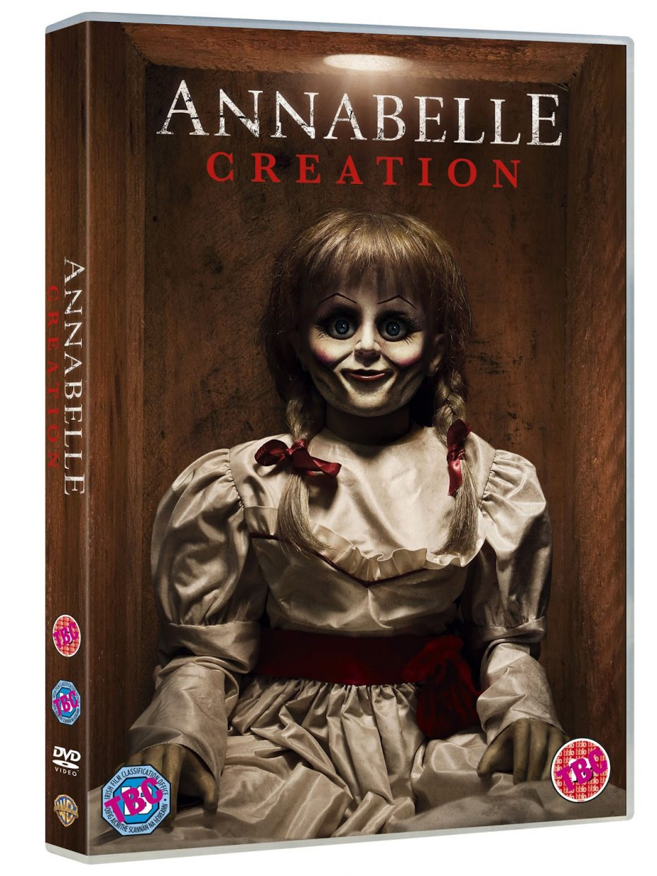 Annabelle: Creation – Comes to Blu-ray and DVD