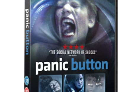 Remastered social network horror PANIC BUTTON set for Oct 23 DVD release, courtesy of Trinity Film.