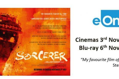 SORCERER – William Friedkin's masterpiece – In cinemas/on Blu-ray this November