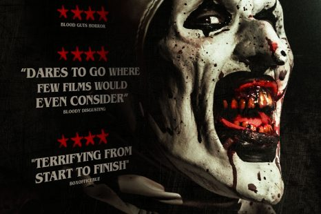 TERRIFIER director Damien Leone talks about the 'Art' of extreme clowning, his debt to Tom Savini and a terrifying Halloween experience.