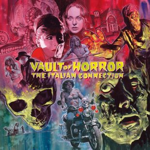 Vault of Horror – The Italian Connection to be released Dec 8 courtesy of Demon Music