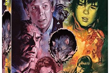 Willard/Ben Limited Edition Blu-Ray Boxset Reviewed by Steve Wells