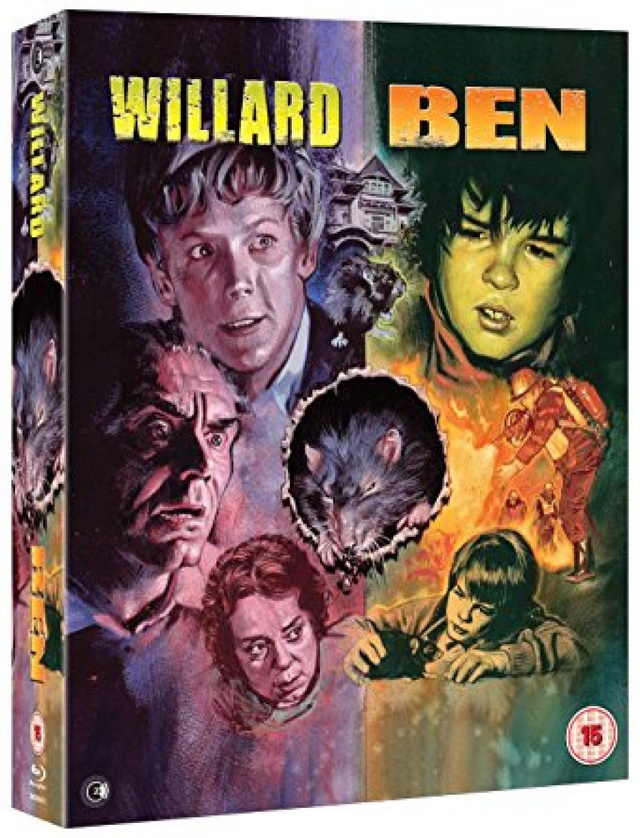 Willard/Ben Limited Edition Blu-Ray Boxset Reviewed by Steve Wells