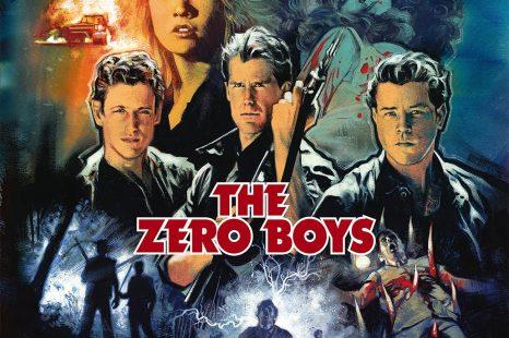 Arrow Records – The Zero Boys – on Vinyl on 24th November