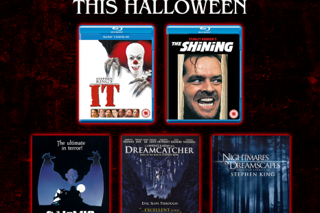 TOP STEPHEN KING FILMS TO WATCH THIS HALLOWEEN