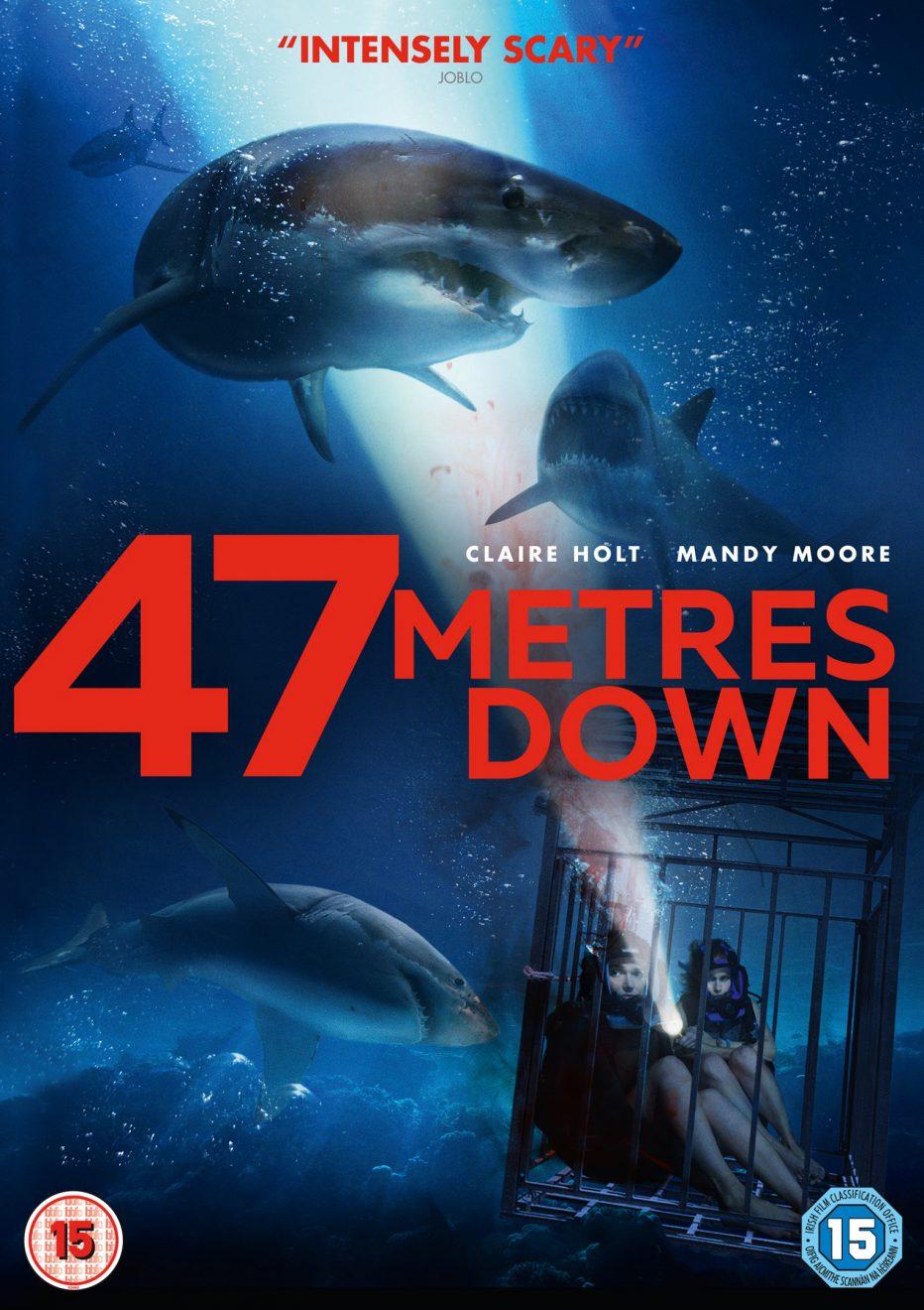 47 Meters Down (2017) Retail Release