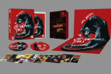 The Cat O'Nine Tails On Dual Format Blu-ray + DVD on 8 January 2018
