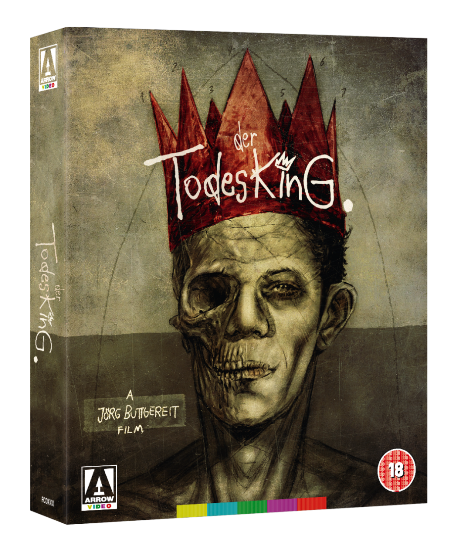 Der Todesking – on Dual format Blu-ray + DVD on 26 February 2018