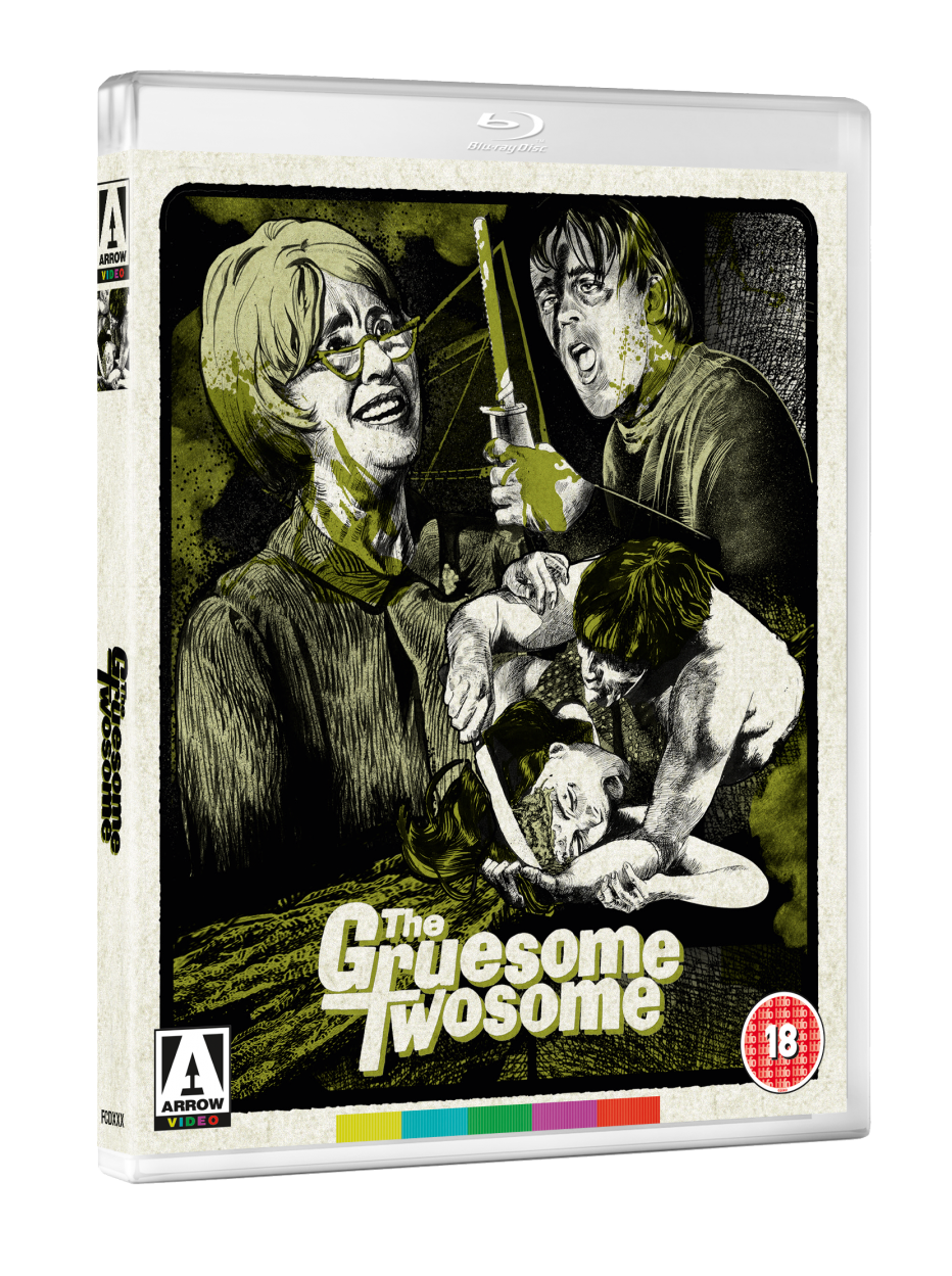 The Gruesome Twosome – on Blu-ray on 5 February 2018
