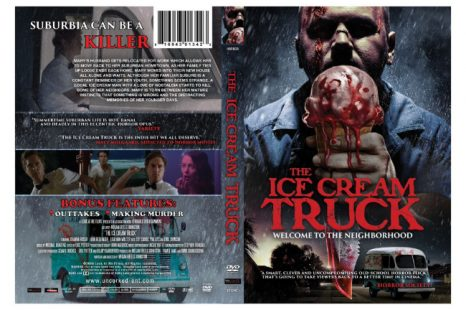 "Horror hit ""Ice Cream Truck"" comes to DVD!"