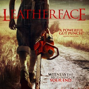 LEATHERFACE RELEASES ON DVD 8TH JANUARY 2018