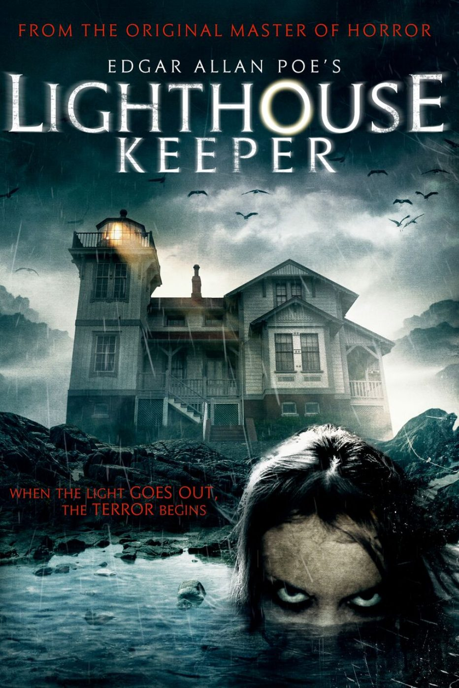 Edgar Allan Poe's Lighthouse Keeper (2016) Review