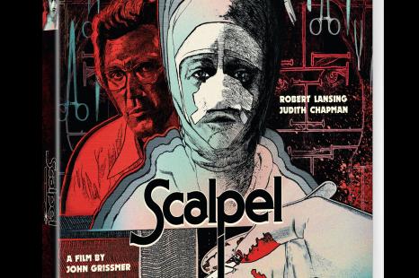 Scalpel – on Blu-ray on 19 February 2018