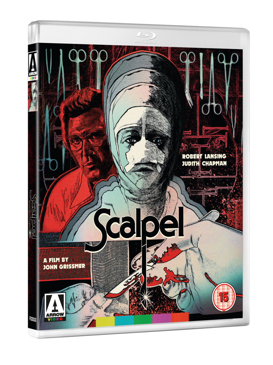 Scalpel – on Blu-ray on 19 February 2018