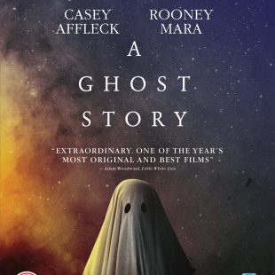 The critically praised A GHOST STORY starring Casey Affleck and Rooney Mara arrives on Blu-ray & DVD 15th Jan. 2018