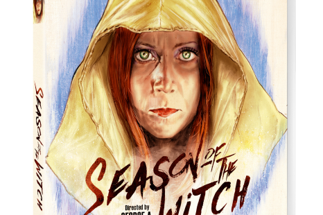 Season of the Witch – on Blu-ray on 12 March 2018