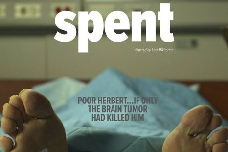 SPENT, an award-winning dark comedy, in theaters and VOD 15th December