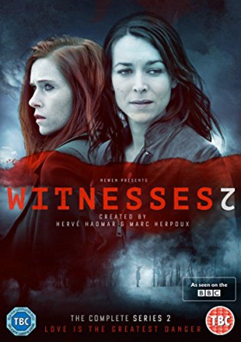 'Witnesses – Frozen Death' DVD & BD released on 15 January 2018