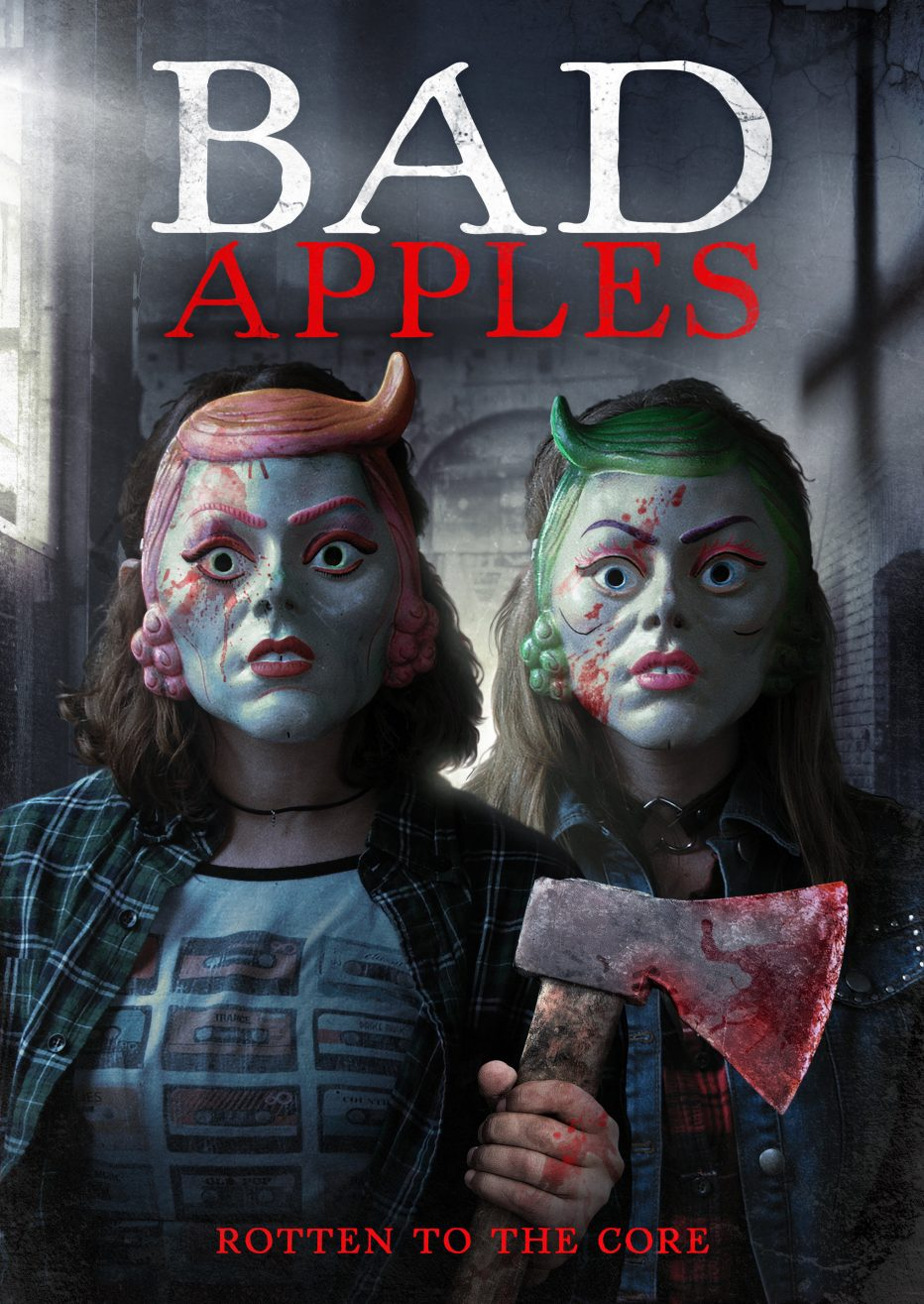 BAD APPLES – New Trailer and Poster for frightening February release!
