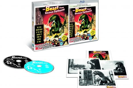 THE BEAST FROM 20,000 FATHOMS Out 26th Feb. 2018