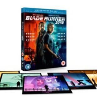BLADE RUNNER 2049 On Digital Download & Sky's Buy & Keep Program Jan 28. On 4K Ultra HD, Blu-ray, DVD, Limited Edition 2-Disc Blu-ray Feb 5