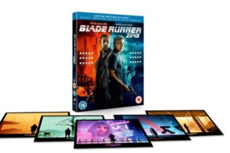 BLADE RUNNER 2049 On Digital Download & Sky's Buy & Keep Program Jan 28. On 4K Ultra HD, Blu-ray, DVD, Limited Edition 2-Disc Blu-ray Feb 5