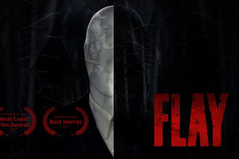 """FRIGHTENING NEW TRAILER FOR """"FLAY"""" – PREMIERING ON DIGITAL 6TH MARCH"""