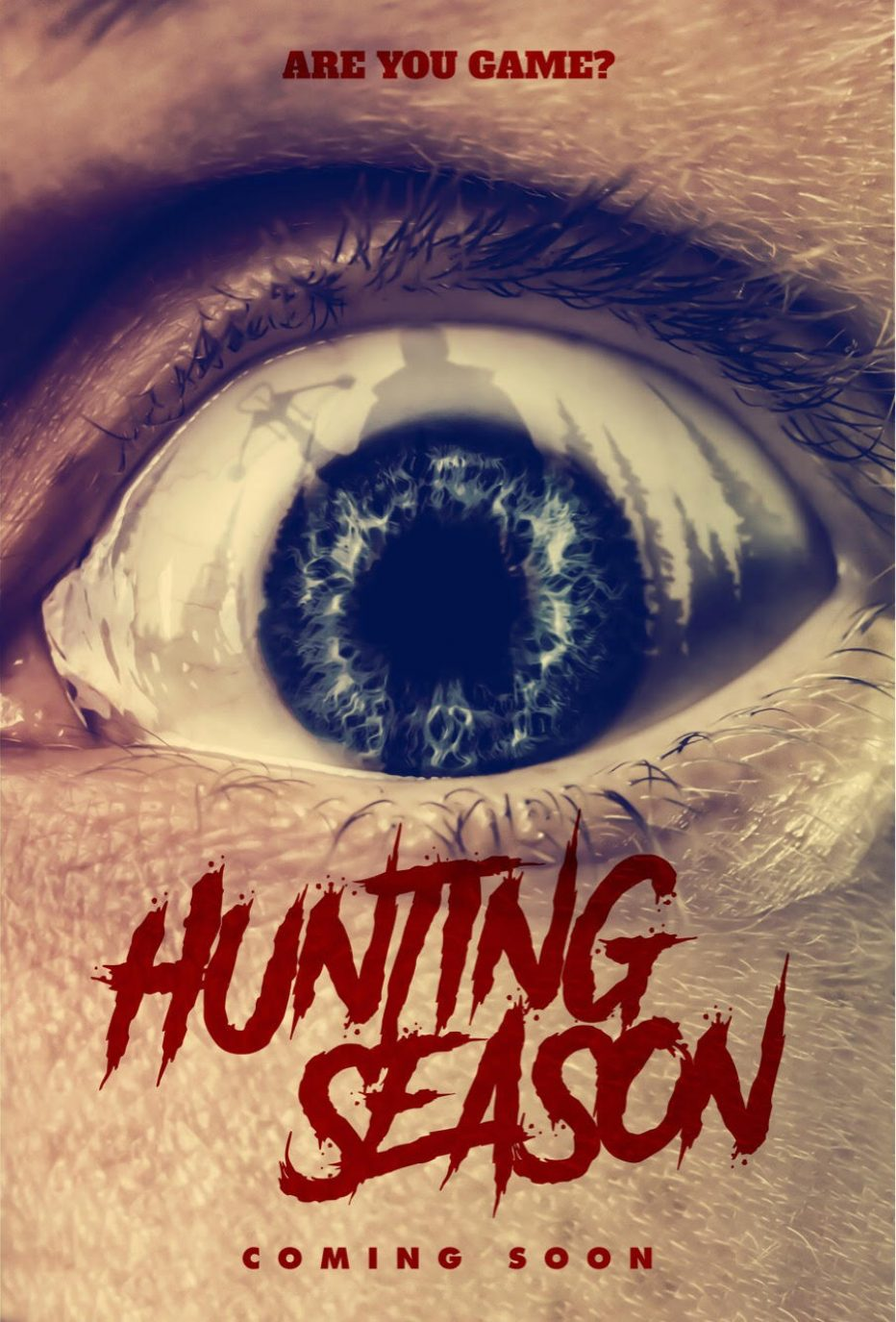"LOOK AT ME FILMS TARGETS DEANNA RUSSO FOR ""HUNTING SEASON"" FROM DIRECTOR MEGAN FREELS JOHNSTON"