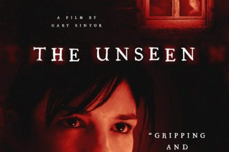 The Unseen Available on DVD and digital download from 12th February
