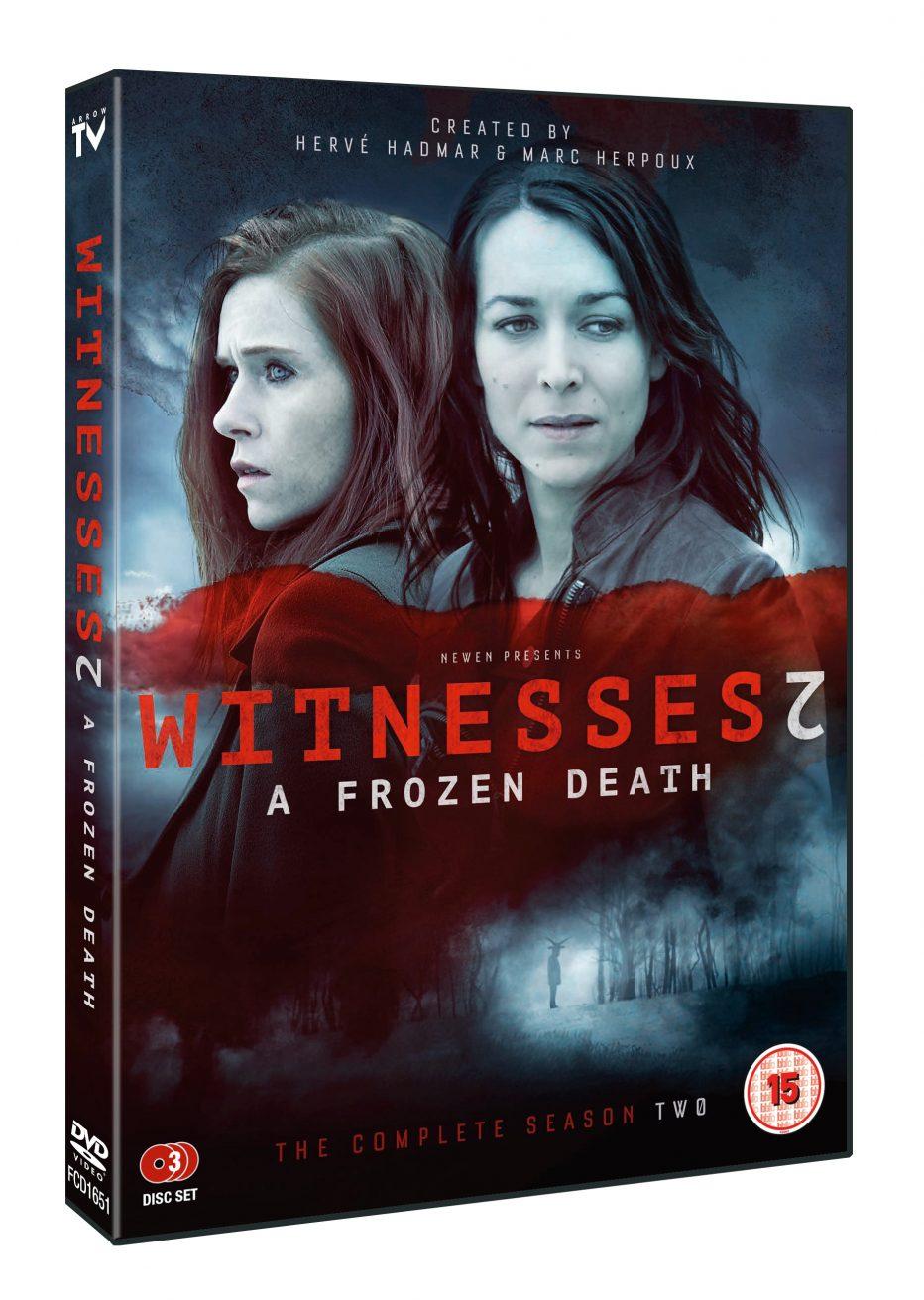 Witnesses – A Frozen Death (2017) Review