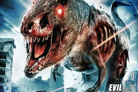 Z-Rex leads the Zombie Dinosaurs in new trailer for THE JURASSIC DEAD!