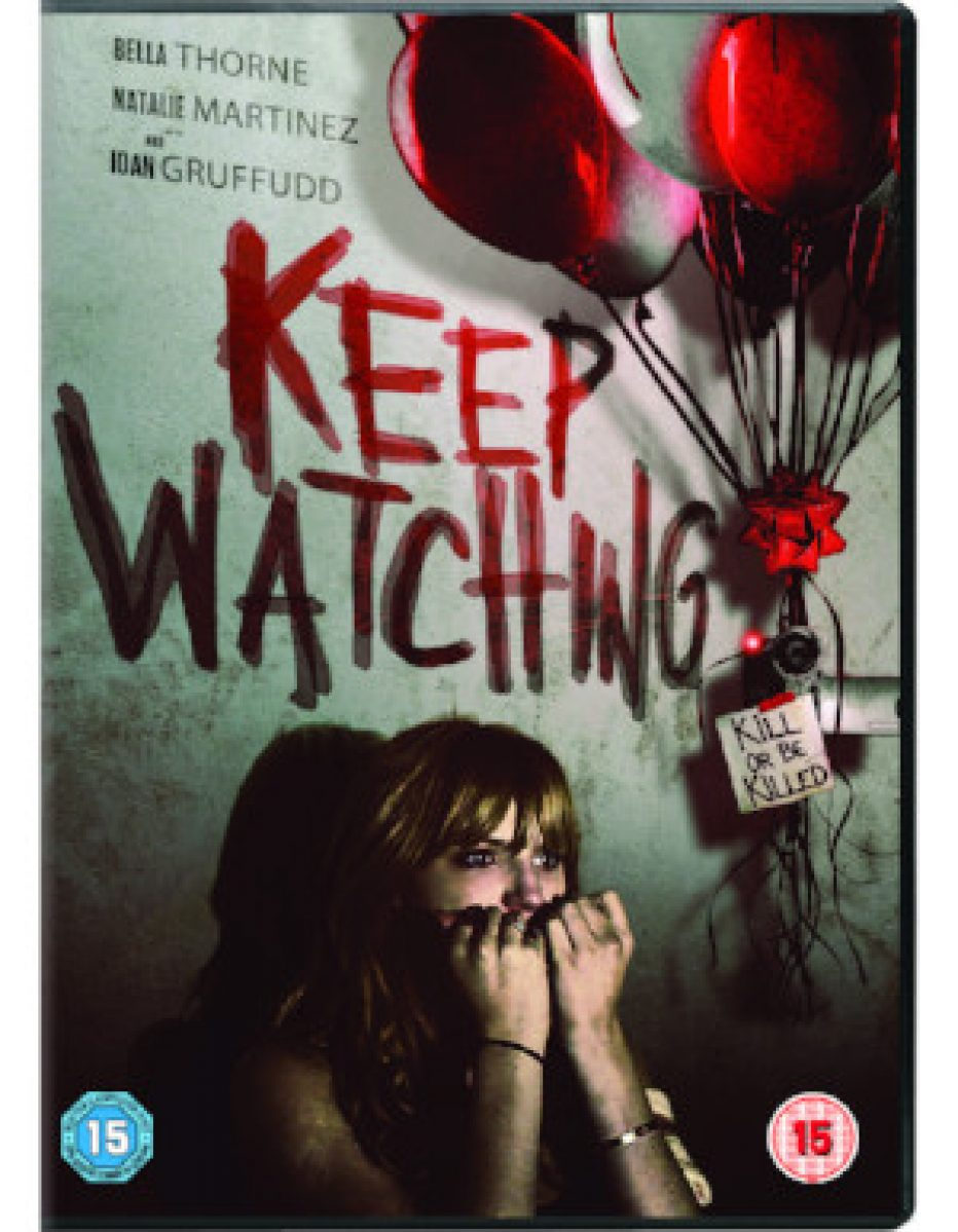 KEEP WATCHING OUT ON DVD 5TH MARCH