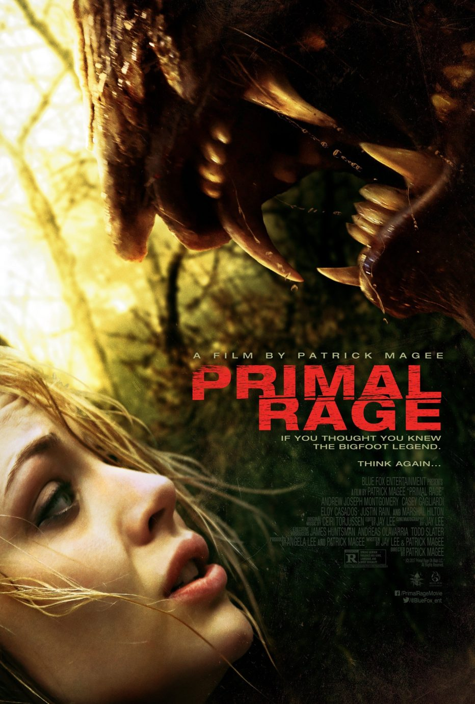 Primal Rage For One Night Only!
