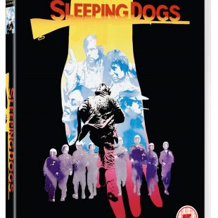 SLEEPING DOGS arrives on Blu-ray April 16th from Arrow Academy! Tour de force action thriller from renowned director Roger Donaldson and starring Sam Neill