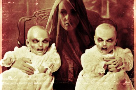 """FRIGHTENING NEW TRAILER + POSTER FOR """"THE TERRIBLE TWO""""- PREMIERING ON DIGITAL THIS MARCH"""