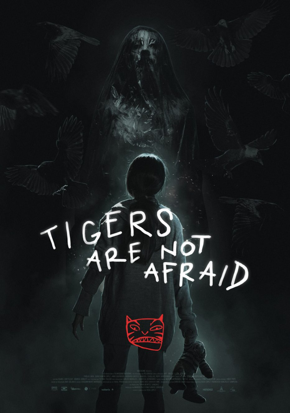 Interview with Issa Lopez, director of TIGERS ARE NOT AFRAID