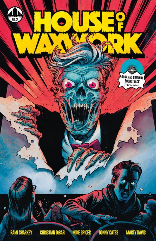 Waxwork Comics Presents House Of Waxwork Issue 2