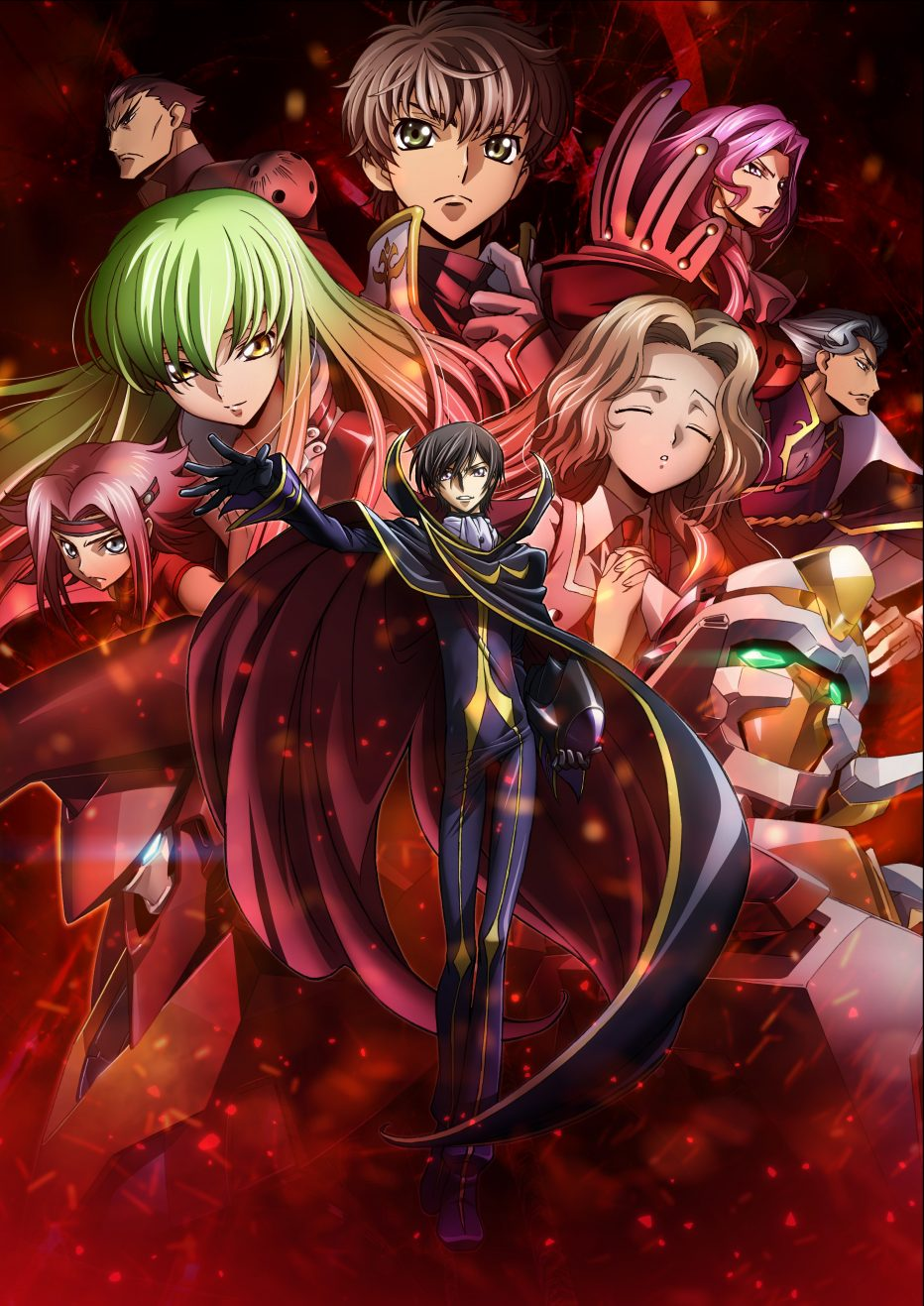 Code Geass: Lelouch of the Rebellion I: Initiation – In cinemas soon