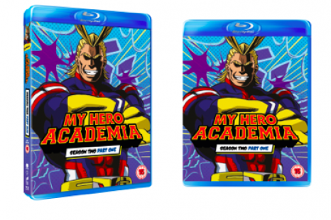 My Hero Academia Season 2 Part 1 – Coming Soon