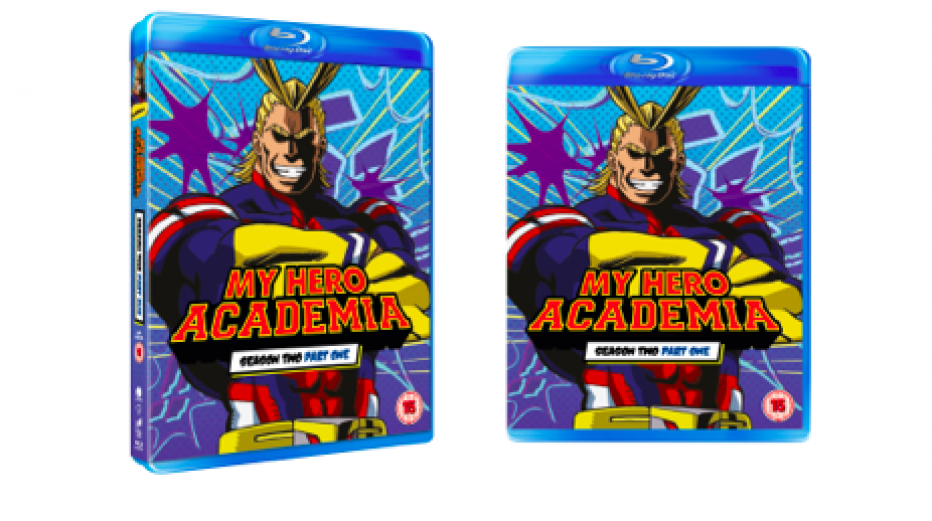 My Hero Academia Season 2 Part 1 – Coming Soon