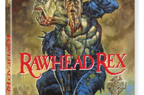 Brand new 4K restoration of Clive Barker's much-loved horror RAWHEAD REX arrives on Blu-ray May 14th from Arrow Video!