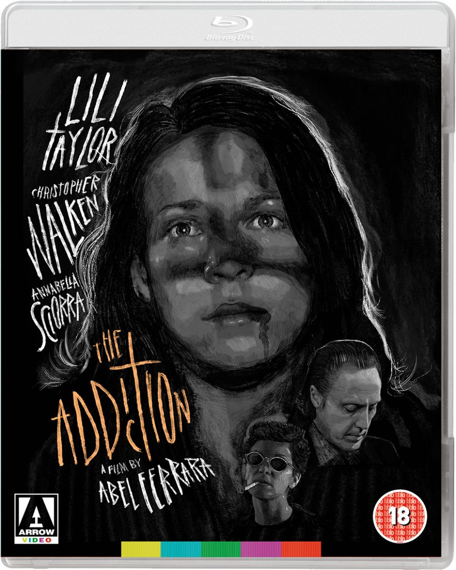 The Addiction – on Blu-ray on 25 June 2018