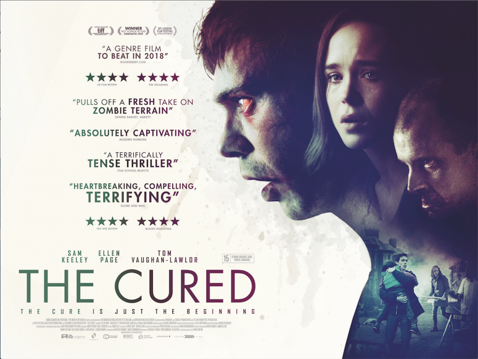 The Cured starring Ellen Page – New Poster