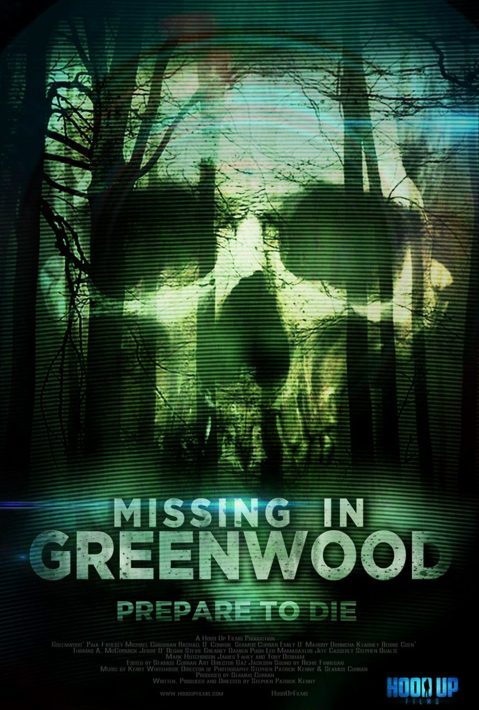 Woods thriller Missing In Greenwood releases official trailer