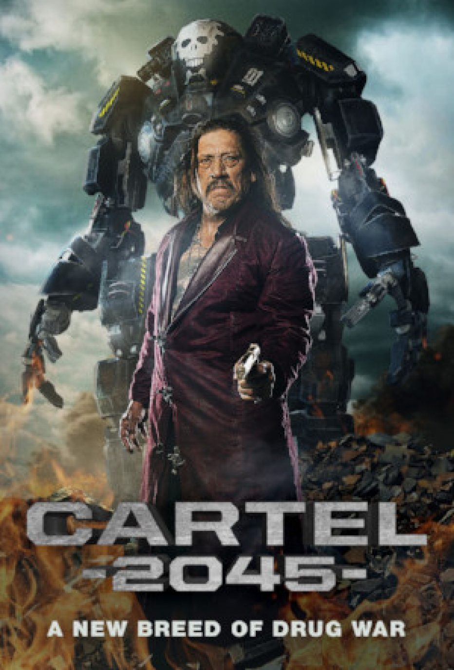 DANNY TREJO in sci-fi action thriller CARTEL 2045  – Premiering on VOD this May from Uncork'd Entertainment
