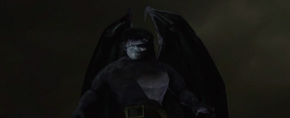 "Disney's ""Gargoyles"" now a live-action fan film"