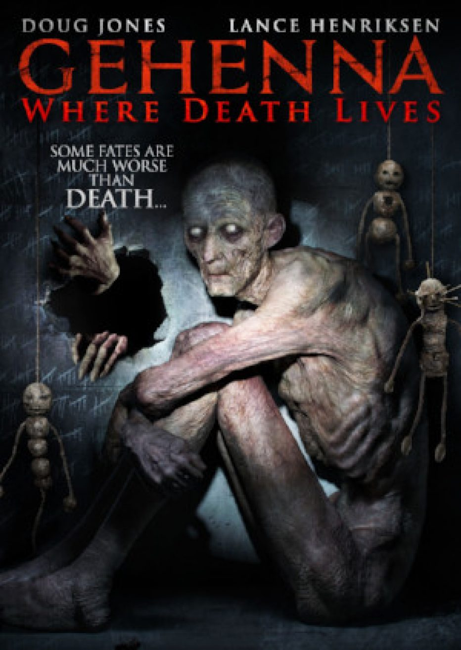 THE SHAPE OF WATER's Doug Jones in GEHENNA : WHERE DEATH LIVES – in theaters and On Demand May 4