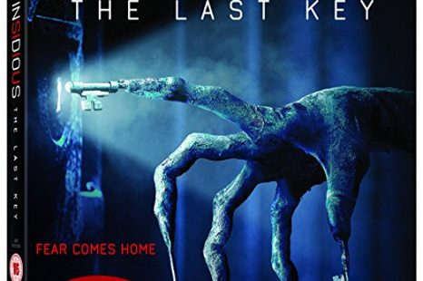 INSIDIOUS: THE LAST KEY Fear Comes Home on Digital Download on May 7 and Blu-ray™ & DVD May 21