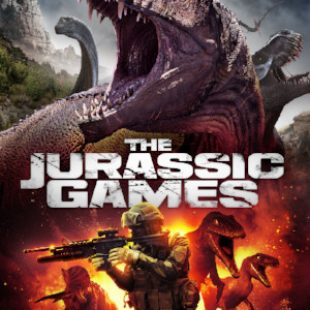 JURASSIC GAMES coming June 12!  Dinomite first trailer released!