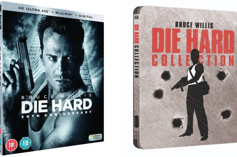 DIE HARD 4K Ultra HD remaster! Celebrate the 30th Anniversary of one of the greatest action films of all-time